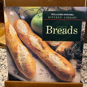 William Sonoma Breads Vintage Cookbook 1998